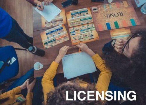 licensing 1